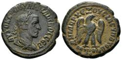 Ancient Coins - Syria, Seleucis and Pieria. Antioch. Philip II, 247-249 AD. AR Tetradrachm (11.67 gm, 26mm). Struck 249 AD. Prieur 474