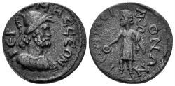 Ancient Coins - Pisidia, Termessos Maior. 3rd Century AD. AE 21mm (6.93 gm). SNG Aulock 5341 (same dies)
