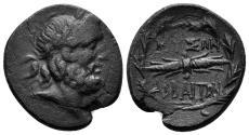 Ancient Coins - Phrygia, Abbaitis. 2nd century BC. AE 21mm (6.47 gm). BMC 1, 1. SNG von Aulock 3330