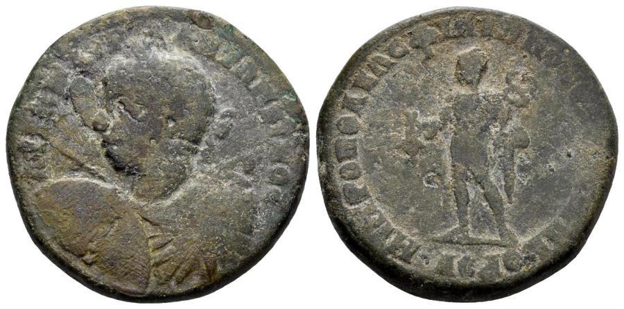 Ancient Coins - Thrace, Philippopolis. Elagabalus. 218-222 AD. AE 30mm (16.60 gm). Varbanov 1725