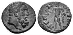 Ancient Coins - Phrygia, Eumeneia. 2nd century AD. AE 14mm (1.45 gm). BMC 215, 32