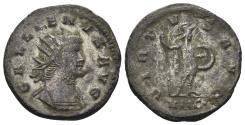 Ancient Coins - Gallienus. 253-268 AD. Antoninianus (2.91 gm, 21mm). Rome mint. MIR 1666h