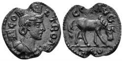 Ancient Coins - Troas, Alexandreia. Time of Valerian to Gallienus, 250-268 AD. AE 21mm (5.13 gm). Bellinger A486 (type 39); SNG Copenhagen 110