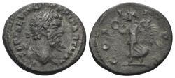 Ancient Coins - Septimius Severus. 193-211 AD. AR Denarius (3.45 gm, 19.5mm). Laodicea ad Mare mint. Struck 198-200 AD. RIC IV 503a
