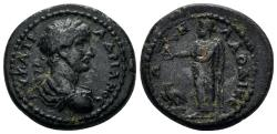 Ancient Coins - Phrygia, Laodikeia ad Lycum. Hadrian, 117-138 AD. AE 21mm (7.42 gm). RPC III 2325