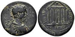 Ancient Coins - Pontos, Neokaisareia. Septimius Severus. 193-211 AD. AE 29mm (14.60 gm). Dated CY 146 (209/10 AD). RG 147 var.
