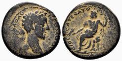 Ancient Coins - Syria, Cyrrhestica. Cyrrhus. Commodus, 177-192 AD. AE 23mm (11.87 gm). SNG München 501