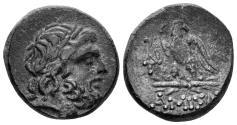 Ancient Coins - Pontus, Amisos. Circa 85-65 BC. AE 20mm (7.31 gm). SNG Stancomb 705