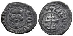 World Coins - Kingdom of Cilician Armenia. Hetoum II, 1289-1293, 1295-1296, and 1301-1305. AE 21mm (3.84 gm), Sis mint. ACV 398. CCA 1594
