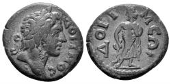Ancient Coins - Phrygia, Dokimeion. 2nd Century AD. AE 19mm (4.19 gm). RPC online 8136
