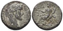 Ancient Coins - Egypt. Alexandria. Antoninus Pius. 138-161 AD. Billon Tetradrachm (7.63 gm, 23mm). Dated RY 4 (140/1 AD). Köln 1330; Dattari 2199