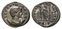 Ancient Coins - Severina. Augusta, 270-275 AD. Antoninianus (3.94 gm 22mm). Siscia mint. Struck 274-275 AD. RIC V 13 var.