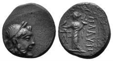 Ancient Coins - Lydia, Blaundos. 2nd-1st centuries BC. AE 15mm (2.65 gm). SNG Copenhagen 67