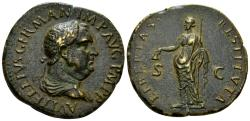 "World Coins - 19th Century or earlier AE ""Sestertius"" (19.09 gm, 33mm). ""Paduan"" medal. Vitellius"