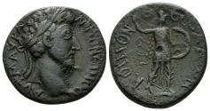 Ancient Coins - Thessaly, Thessalian League (Restored). Marcus Aurelius. 161-180 AD. AE 25mm (12.58 gm). SNG Copenhagen 345