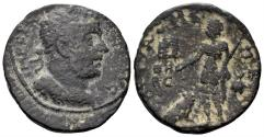 Ancient Coins - Phoenicia, Tyre. Valerian I. 253-260 AD. AE 26mm (9.08 gm). Rouvier 2500. Rare