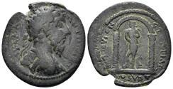Ancient Coins - Lydia, Philadelphia. Marcus Aurelius. 161-180 AD. AE 30mm (10.35 gm). Eugenetor, magistrate. RPC IV online 1371