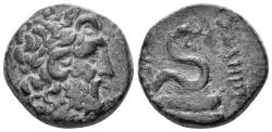 Ancient Coins - Mysia, Pergamon. 133 BC-Imperial Times. AE 20mm (8.56 gm). SNG BN 1806