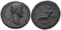 Ancient Coins - Thrace, Philippopolis. Antoninus Pius. 138-161 AD. AE 32mm (22.93 gm). RPC IV Online 7415; Varbanov 674