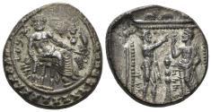 Ancient Coins - Kilikia, Tarsos. Datames, Satrap of Kilikia and Cappadocia, 384-361/0 BC. AR Stater (10.93 gm, 24mm). SNG Levante 83