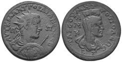 Ancient Coins - Kilikia, Tarsos. Gordian III. 238-244 AD. AE 35mm (17.62 gm). SNG Levante 1145