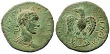 Kilikia, Antiocheia ad Kragos. Valerian I. AD 253-260. AE 27mm (9.17 gm). SNG Levante 478 (same dies)