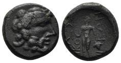 Ancient Coins - Lykaonia, Ikonion. 1st century BC. AE 15mm (4.06 gm). von Aulock, Lykaonien 242