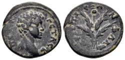 Ancient Coins - Bithynia. Flaviopolis (as Cretaia). Geta, as Caesar, 198-209 AD. AE 21mm (5.50 gm). Waddington 317