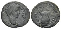 Ancient Coins - Aeolis, Elaia. Commodus, as Caesar, 166-177 AD. AE 14mm (2.44 gm). RPC IV online 221