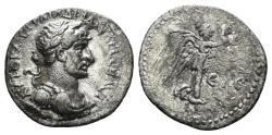 Ancient Coins - Cappadocia, Caesarea. Hadrian. 117-38 AD. AR Hemidrachm (1.49 gm, 16mm). RPC III 3076