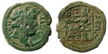Phrygia, Cotiaeum. Time of Valerian and Gallienus, 253-268 AD. AE 19mm (3.36 gm). BMC 16