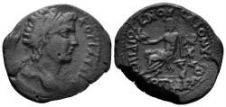 Ancient Coins - Phrygia, Kotiaion. Time of Valerian and Gallienus, 253-268 AD. AE 26mm (7.45 gm). SNG von Aulock 3776