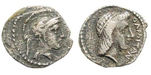 Ancient Coins - Cilicia, Holmi. 4th century BC. AR Obol (0.50 gm, 11mm). SNG BN Paris 121 (OLMITI). Rare
