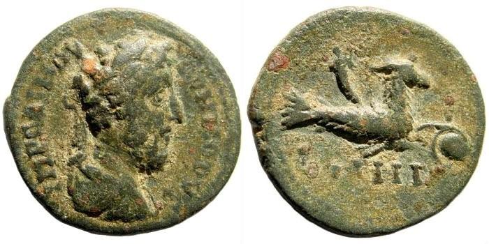 Ancient Coins - Mysia, Parion. Commodus, 177-190. AE 23mm (5.29 gm). SNG Paris 1480. SNG von Aulock 7443