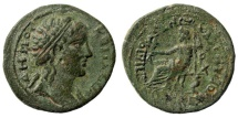 Phrygia, Cotiaeum. Time of Valerian and Gallienus, 253-268 AD. AE 24mm (7.01 gm). SNG von Aulock 3776