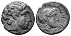 Ancient Coins - Thessaly, Phalanna. Mid-late 4th century BC. AE Chalkous (3.59 gm, 18mm). Rogers p. 147