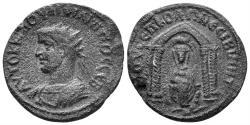 Ancient Coins - Mesopotamia, Nisibis. Philip II, 247-249 AD. AE 26mm (10.37 gm). SNG Copenhagen 240 corr. (Philip I)