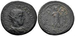 Ancient Coins - Kilikia, Tarsos. Valerian I. 253-260 AD. AE 33mm (14.82 gm). SNG Levante 1181