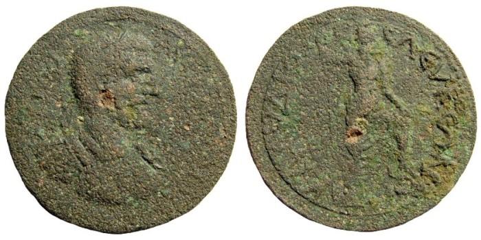 Ancient Coins - Pisidia, Seleukeia Sidera. Claudius II. 268-270 AD. AE 32mm (17.99 gm). Hans von Aulock, Pisidiens II, 2041
