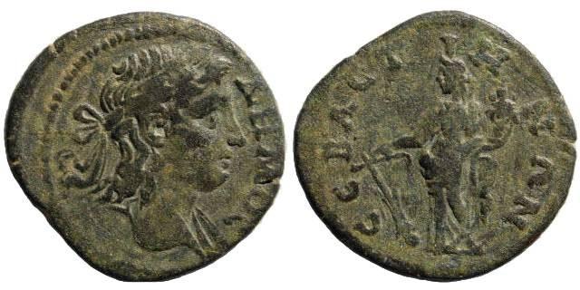 Ancient Coins - Phrygia, Sebaste. 2nd century AD. AE 24 mm (5.07 gm). SNG von Aulock 3948