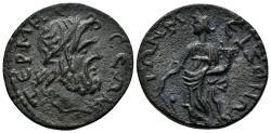 Ancient Coins - Pisidia, Termessos. 3rd century AD. AE 27mm (10.88 gm). SNG BN Paris 2203