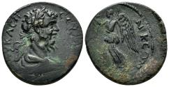 Ancient Coins - Macedon, Thessalonica. Septimius Severus. 193-211 AD. AE 27mm (13.33 g). Varbanov 4343