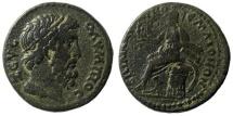 Lydia, Maeonia. Time of Antoninus Pius, 138-161 AD. AE 23mm (7.60 gm). BMC 8; SNG von Aulock 3009