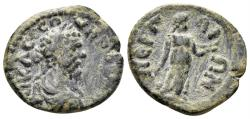 Ancient Coins - Pamphylia, Perge. Septimius Severus, 193-211 AD. AE 19mm (3.18 gm). SNG PfPs 313