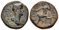 Ancient Coins - Pisidia, Baris. Hadrian. 117-138 AD. AE 21mm (6.57 gm). RPC III 2772