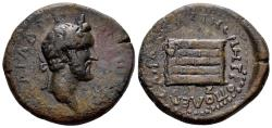 Ancient Coins - Pontos, Amasea. Antoninus Pius. 138-161 AD. AE 28mm (14.00 gm). Dated CY 157 (154/4). SNG von Aulock 21