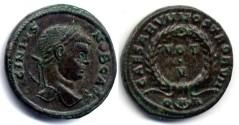 Ancient Coins - Licinius II - Centenionalis / Nummus / Follis, 321 AD