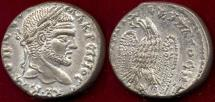 Ancient Coins - MARCRINUS  217-218 TETRADRACHM