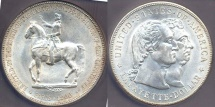 Us Coins - LAFAYETTE 1900  $1 ... BRIGHT WHITE FROSTY LUSTRE  ICGS MS62