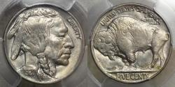 Us Coins - 1920 BUFFALO 5c  MS64
